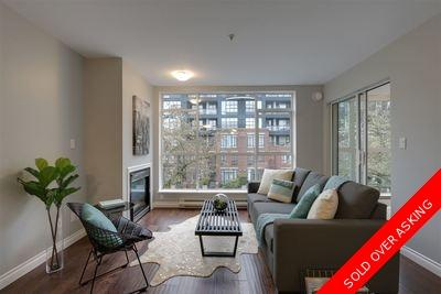 Kitsilano Condo for sale: The Connaught 1 bedroom 809 sq.ft. (Listed 2017-04-26)